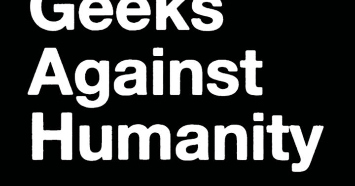 Geeks Against Humanity – Újabb bőr lehúzása a sikertörténetről