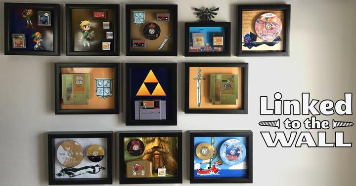 Így lesz dísztárgy a régi Nintendo kazettáidból