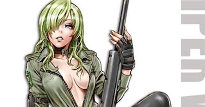 Így néz ki Sniper Wolf hiperszexualizált figura változata