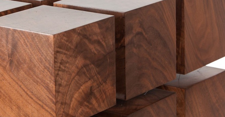 A Rubik-kocka alakú lebegő asztal túl zseniális, hogy igaz legyen