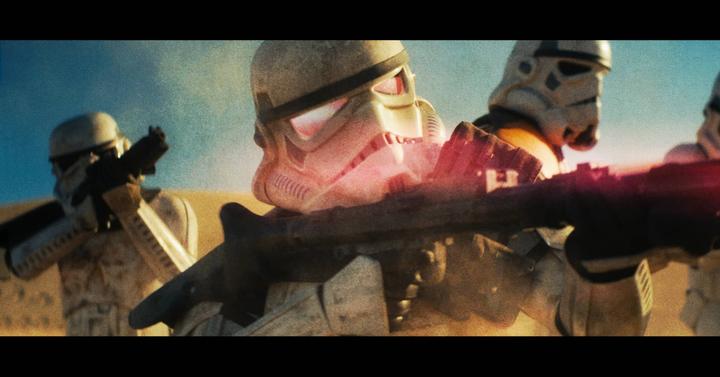 Kara - egy újabb kiváló Star Wars rajongói film