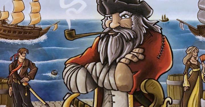 Port Royal társasjáték – A Karib-tenger szerencsevadászai