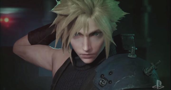 Final Fantasy 7 remake gameplay trailer érkezett