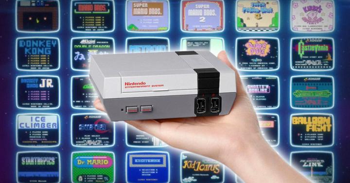 NES-e nektek! – Nintendo Classic Mini Teszt