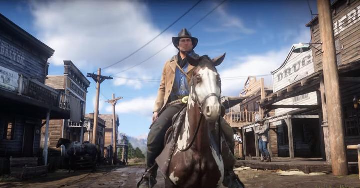 Vadiúj előzetest kapott a Red Dead Redemption 2