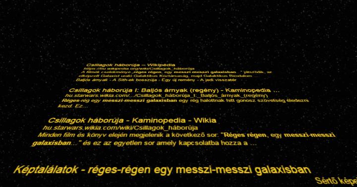 A Google nem bír leállni a Star Warsszal