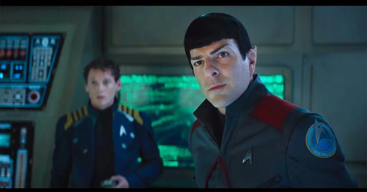 Jobb, de még mindig nem meggyőző a Star Trek 3 új trailere
