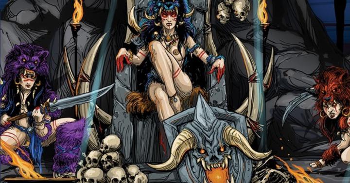 The Planet of Doom - hipervagány animációs heavy metal filmre megy a kalapozás