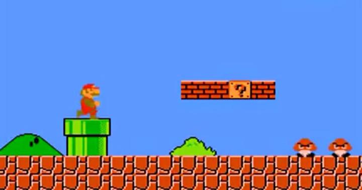 Egy ember trombitán és pisztolyon(!) játszotta el a Super Mario főtémáját