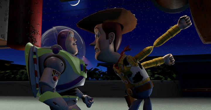 Woody Buzz ellen