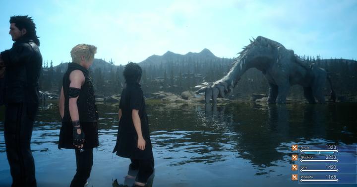 Final Fantasy XV - nem lesznek nehézségi szintek