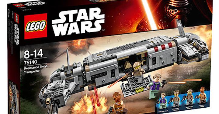 Kiszivárgott néhány kép az új LEGO Star Wars készletekről