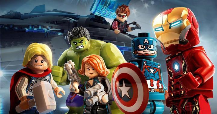 LEGO Marvel's Avengers - itt a launch trailer
