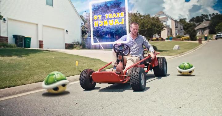 Így festene a Mario Kart a valóságban – zseniális paródia videó Mario elveszett kocsijáról