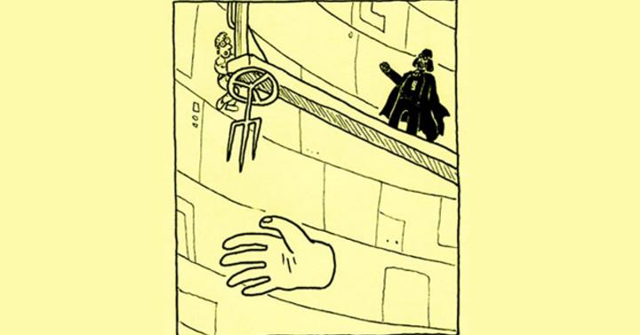 A legmeghatóbb Star Wars képregény, amit valaha láttál