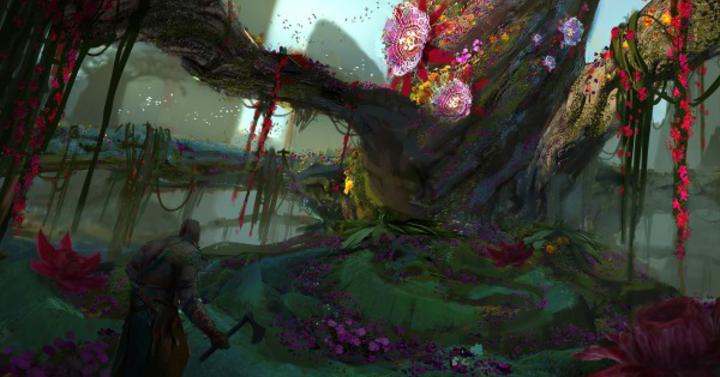 God of War 4 - Kratos északra utazik?