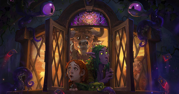 Hearthstone - Whispers of the Old Gods