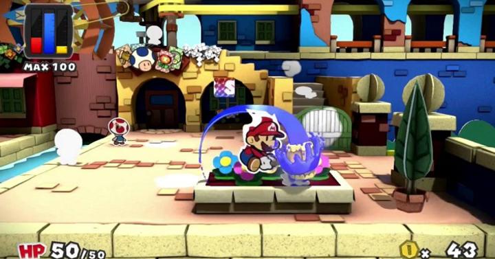 Mától kapható a Paper Mario: Color Splash és a Mario Party: Star Rush