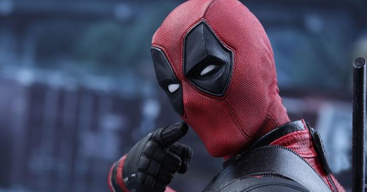 Ennél menőbb Deadpool figura nem nagyon létezik