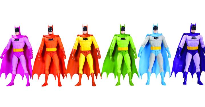 Régóta vágysz Szivárvány Batmanre?