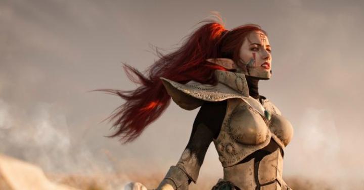 Lélegzetelállító Warhammer 40k cosplay Oroszországból