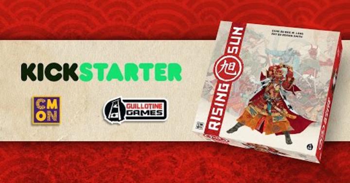 Rising Sun - Elindult a Kickstarter kampány