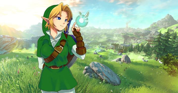 Zelda 2016: választható lesz majd Link neme?