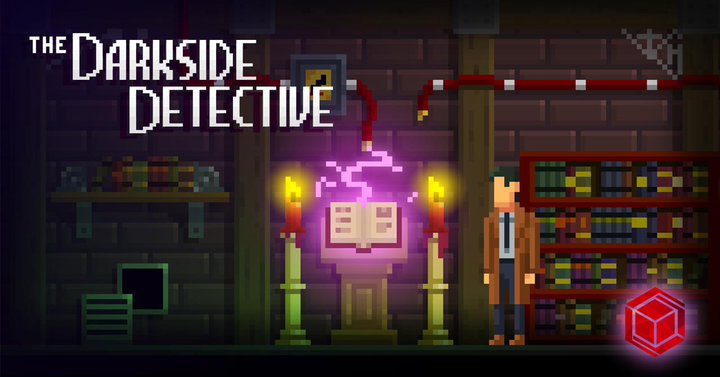 Rettegésügyosztály akcióban! – The Darkside Detective Játékteszt