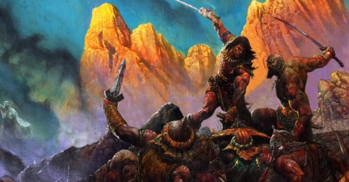 Megkezdődött az új Conan asztali szerepjáték Kickstarter-kampánya