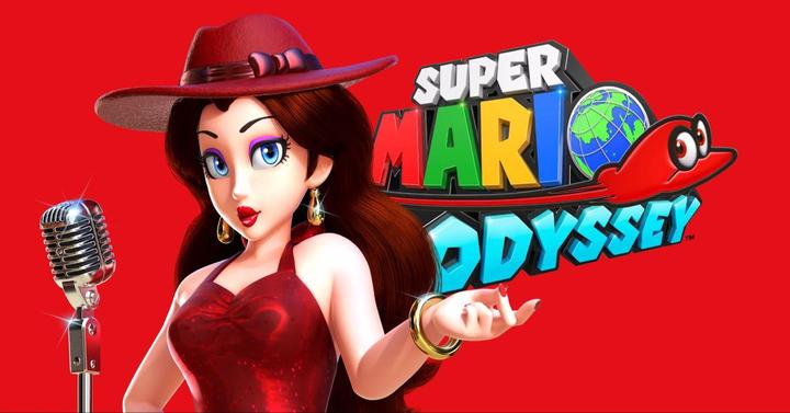 A Super Mario Odyssey zenéje a cappella változatban is ütős