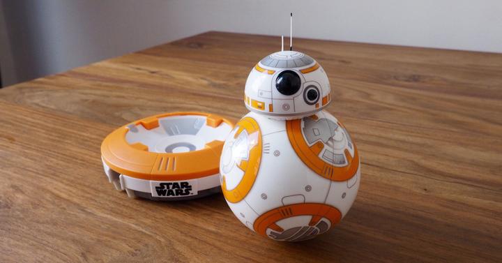 Nemsokára az Erő segítségével is irányíthatjuk BB-8-et
