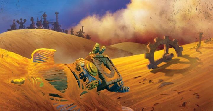 A Tiltott Sivatag | társasjáték-kritika