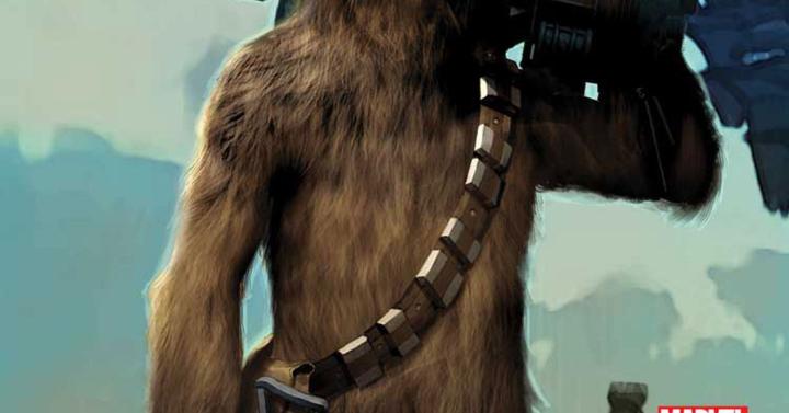 MARVEL Chewbacca érkezik