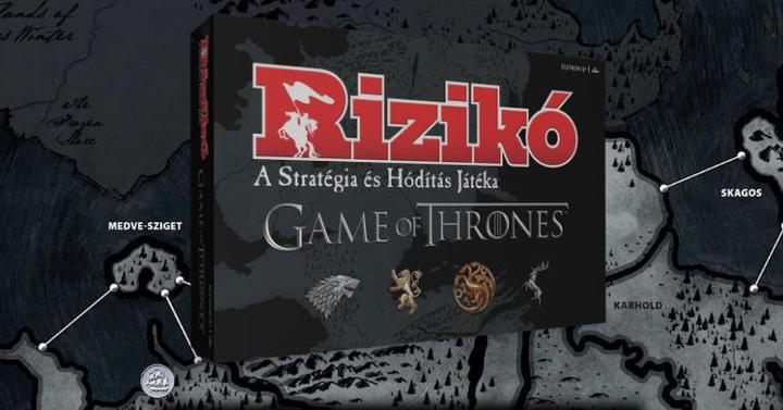 Trónok harca Rizikó Deluxe kiadás | társasjáték-kritika