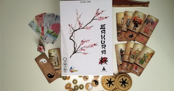Sakura – társasjáték-ajánló