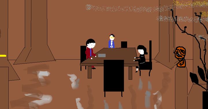 A Szárnyas Fejvadász Microsoft Paintben is zseniális