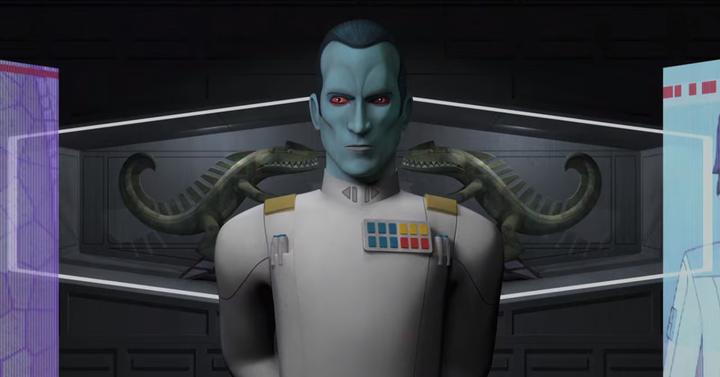 Elképesztő előzetest kaptunk a Star Wars: Lázadók új évadához