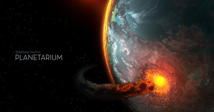 Planetarium: Építs saját naprendszert!