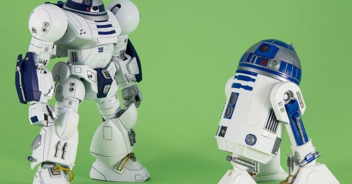 Létezik menőbb dolog egy R2-D2 óriásrobotnál?