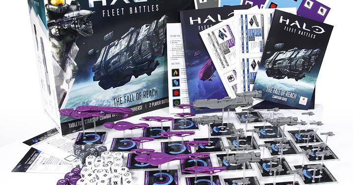 A Halo meghódítja az asztali játékok világát is