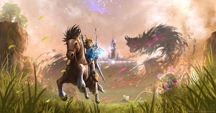 Vadiúj előzetest kapott a Zelda: Breath of the Wild