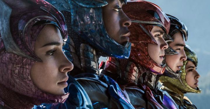 Új Power Rangers film érkezik a mozikba!