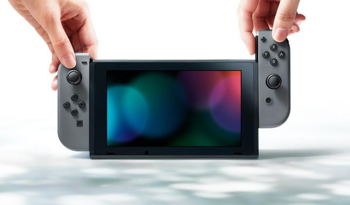 switch konzol