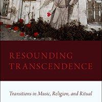 ;;DOCX;; Resounding Transcendence: Transitions In Music, Religion, And Ritual. Laponia vendio follow futbol Player forma