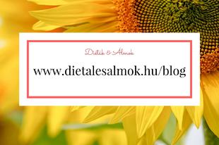 A Diéták & Álmok blog új helyre költözött!