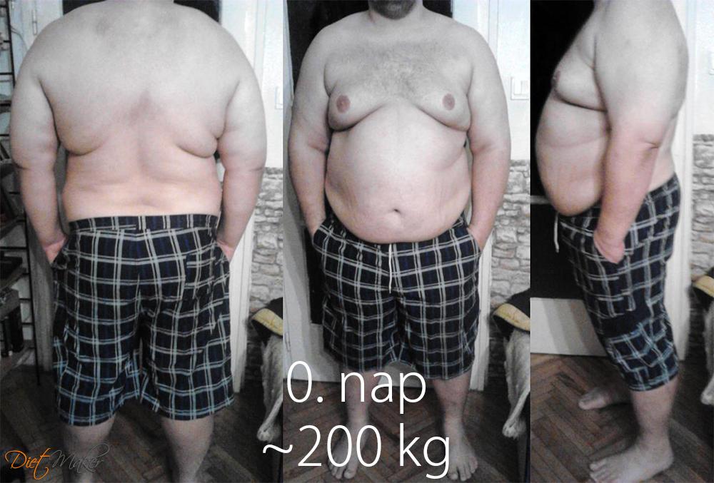new man program diéta fogyás dénes