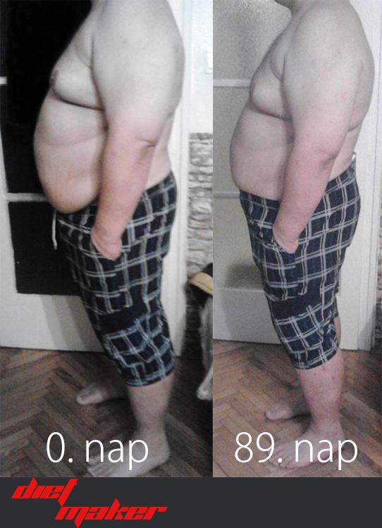new man program dénes fogyás diéta
