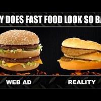 Gyors kaja reklám kontra valóság