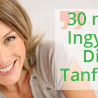 30 napos Ingyenes Diéta Tanfolyam