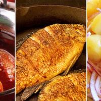 Diétás karácsonyi menü hagyományos ételekkel